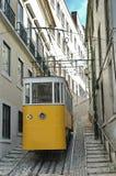 Tranvía de Lisboa imagen de archivo libre de regalías