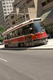 Tranvía de Toronto Imágenes de archivo libres de regalías