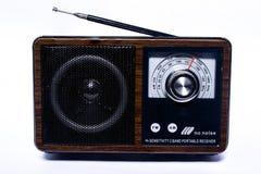 Tranzystorowy radio Obrazy Royalty Free