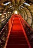 Trap aan hemel in Atoom royalty-vrije stock foto