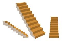 trap Geïsoleerdj op witte achtergrond 3d vectorillustratie vector illustratie