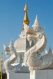 Trap van Boedha in Thailand Stock Foto's