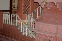 Trap van een paleis: Het leven is als trap stock afbeeldingen