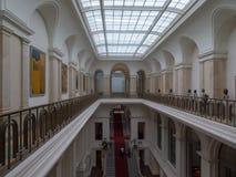 Trap van het Huis van Afgevaardigden, Berlijn, Duitsland stock foto