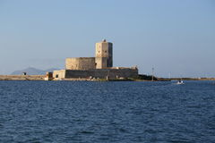 Trapan (Dovecot) Sicilië Stock Fotografie
