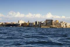 Trapan Sicilia Imagen de archivo libre de regalías