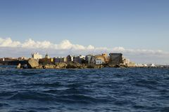 Trapan Sicilia Fotografía de archivo