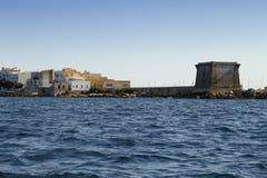 Trapan Sicilia Fotografía de archivo libre de regalías