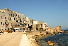 Trapan (Sicilia) Imágenes de archivo libres de regalías