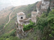 Trapan, Sicilia Fotografía de archivo libre de regalías