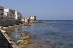 Trapan Sicilia Imagenes de archivo