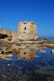 Trapani (Ligny tower) Royalty Free Stock Photos