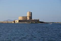 Trapani (o Dovecot) Sicília Fotografia de Stock