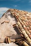 Trapani saltworks Stock Photography