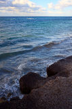 Trapani sea Stock Images