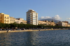 Trapani (Sicília) Imagens de Stock Royalty Free