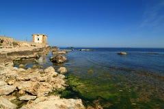 Trapani (Sicília) Imagem de Stock Royalty Free