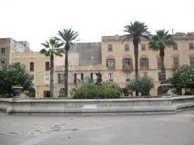 Trapani, Sicília Fotografia de Stock Royalty Free