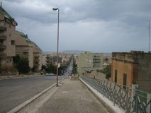 Trapani, Sicile Photo stock