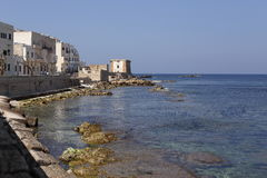 Trapani Sicily Stock Images