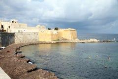 Trapani Sicily Italy Royalty Free Stock Photos