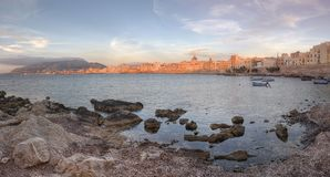 Trapani, Sicily, Italy Royalty Free Stock Photography