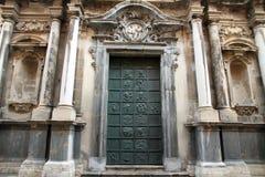 Trapani Sicily Italy Stock Image