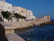 Trapani, Sicily, Italy Stock Photography