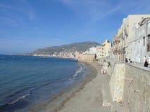 Trapani, Sicily. Sea bank in Trapani, Sicily, Italy Royalty Free Stock Photos
