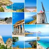 Trapani, Sicily Royalty Free Stock Photography