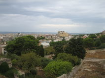 Trapani, Sizilien Lizenzfreies Stockfoto