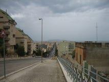 Trapani, Sizilien Stockbild