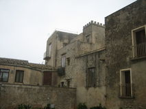 Trapani, Sizilien Lizenzfreies Stockbild