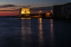 Trapani Royalty Free Stock Images