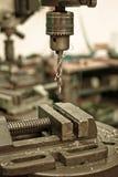Trapano del metallo Fotografia Stock Libera da Diritti