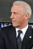 Trapattoni portrait Stock Photo