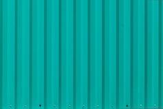 Trapezoidal metallplatta. Arkivfoton