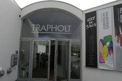 TRAPHOLT MUSEUM Royalty Free Stock Images
