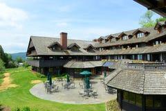 Free Trapp Family Lodge, Stowe, Vermont, USA Stock Photos - 88212313