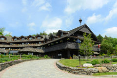 Free Trapp Family Lodge, Stowe, Vermont, USA Stock Photography - 88212362