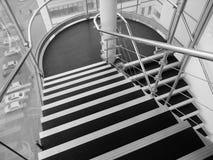 trappa Arkivbild
