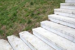 trappa för ingångshotellhuvudmarmor till arkivfoton