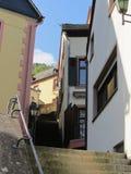 Trappa i den Bernkastel Tyskland Fotografering för Bildbyråer