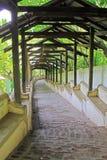 Trappa till snart Ooen Ponya Shin Pagoda, Sagaing, Myanmar Royaltyfri Bild