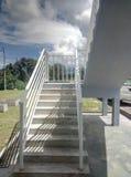 Trappa till uppför trappan Royaltyfri Foto