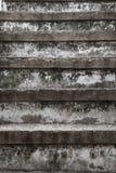 Trappabakgrund, abstrakt begrepp eller textur. Arkivfoton