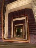 Trappan Royaltyfri Fotografi