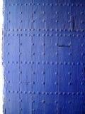 Trappe bleue photos stock