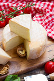 Trappe cheese Stock Image