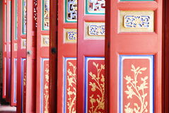 Trappe chinoise Photographie stock